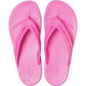 Crocs Crocband Sandalias de Piel Mujer, rosa